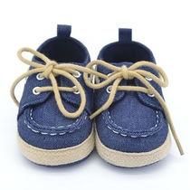 Zapatos Nauticos Para Bebes No Caminantes Importados!!