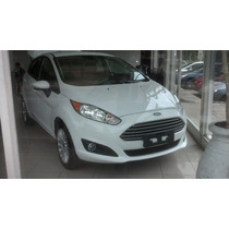 Ford Fiesta Titanium Mt 5p / Entrega Inmediata! 2016- Okm