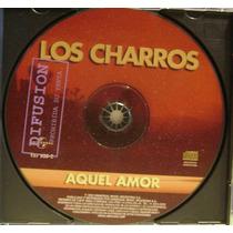 Los Charros--cd Difusion