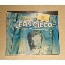 Leon Gieco Coleccion Rock Nacional Cd Nuevo Sellado