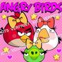 Kit Imprimible Angry Birds Diseñá Tarjetas + Golosinas