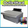 Sistema Continuo Epson Tx125 Tx135 T25 San Miguel Outlethard
