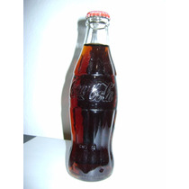 Coca Cola 237 Cc Vidrio Descartable
