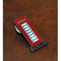 Pin. England. London. Cabina Telefonica Inglesa. K6