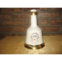 Botella Bells Scotch Whisky (principe Williams 21-06-1982)