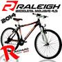 Bicicleta Raleigh Movave 4.5 Linea 2014 Equipo Acera Richard
