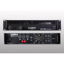Potencia De Sonido Crest Audio Cpx 1500