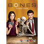 Dvd Bones Season 3 / Temporada 3