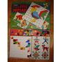 Plastic Tile Mosaic Spears Juego De Mesa 1960 En Caballito*
