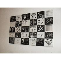 Cuadros Kandinsky - Arte Digital - Moderno & Original 27x42
