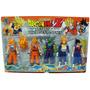 Dragon Ball Z Batalla De Los Dioses Personajes Articulados