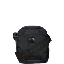 Morral Negro Delsey Bellecour Mini Vertical