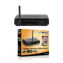 Router Wifi Trendnet Tew711br N 150mbps Wireless 3 Años Gtia