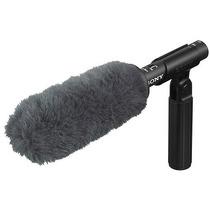 Sony Profesional Ecm Vg1 Microfono Condensador Shotgun Camar