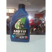 Aceite Elf Moto 2 Dx Ratio - Bonetto Motos