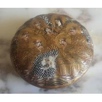 Antigua Caja Miniatura Satsuma Imperial (sellado)