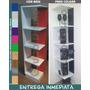 Mueble - Modular - Rack Esquinero - Biblioteca