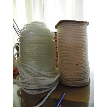 Soga Cuerda Polietileno Blanca 4 Mm