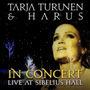 Tarja & Harus In Concert Live At Sibelius Cd (import Brasil)