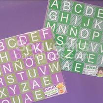 20 Souvenirs Imantados -abecedarios Personalizados -10x10cm
