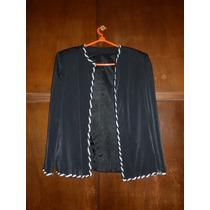 Imperdible Conjunto Tres Piezas Saco-falda-blusa