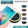 Cargador Inalambrico Wireless Celular Samsung Lg Nokia Moto