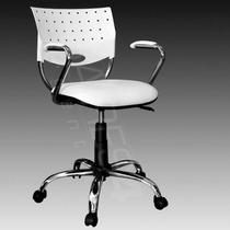 Silla Oficina Diseño Sillon Escritorio Entrega Ya 3 Años Gti
