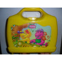 Loncheras Infantiles Argso, Plastico Rigido Super Resistente
