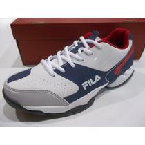 Zapatillas Fila Tenis Icon Plus Hombre Original De Fabrica