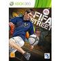 Fifa Street Xbox 360 Nuevo Sellado Original
