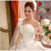 Vestido De Novia Nuevo 2016 Todos Los Talles(directo China)4