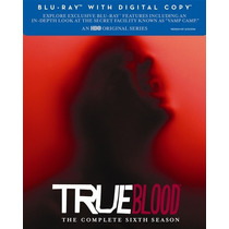 Blu-ray True Blood Season 6 / Temporada 6