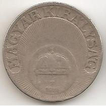 Hungria Reino, 20 Filler, 1926. Vf- / Vf
