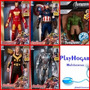 Muñecos Avengers Age Of Ultron Irrompible Original