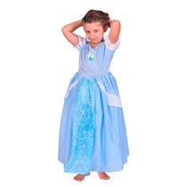 Disfraz De Cenicienta Disney Princesas Juguetería El Pehuén