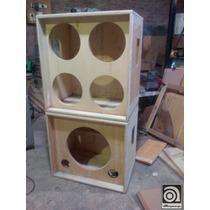 Caja Vacia Para Bajo Tipo Ampeg Svt 15e O Svt 4x10he