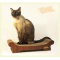 Divanetto, Diván Rascador Para Gatos (tamaño S)