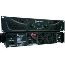 Crown Xli 3500 Amplificador 1000 Watt 8 Ohm En Modo Puente