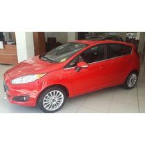 Nuevo Ford Fiesta Titanium 5 Puertas Entrega Inmediata 0km