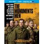 Blu-ray Monuments Men / Operacion Monumento / 4k / Blu + Dvd