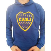 Buzos Estampadas Boca Juniors Personalizadas !!