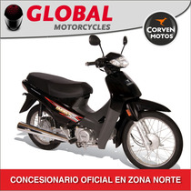 Corven Energy 110- Econo- Ent. Inmediata- Global Motorcycles