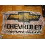Chevrolet Bandera Original 1,30 X 0,75 Exc Estado Caballito