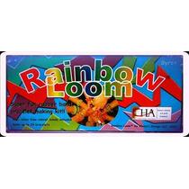 Rainbow Loom. Telar Para Crear Pulseras