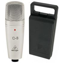 Behringer C3 Micrófono Condenser