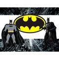 Kit Imprimible Batman Golosinas Personalizadas Invitaciones