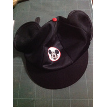 Gorra Con Orejas De Mickey Mouse (disney - Usa)
