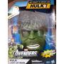 Mascara Increible Hulk Luz Y Sonido Origina