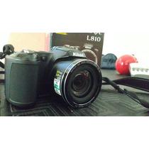 Camara Nikon L810
