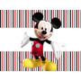 Kit Imprimible Mickey Mouse 2en1 Candy Bar + Cotillon Y Mas!